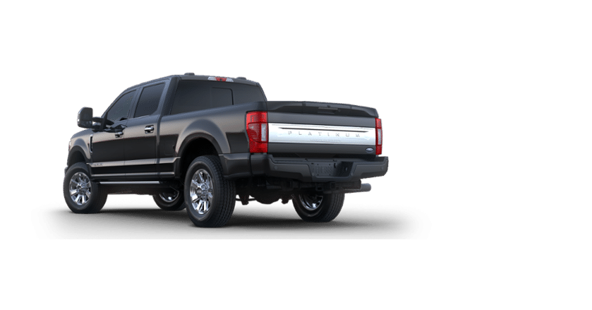 2020 Ford SuperDuty F-350 Platinum